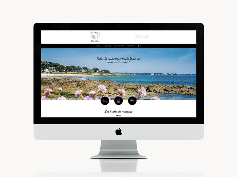 Site web marchand